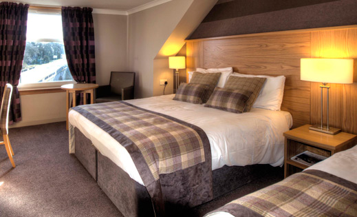First-class accommodation in Aberdeenshire